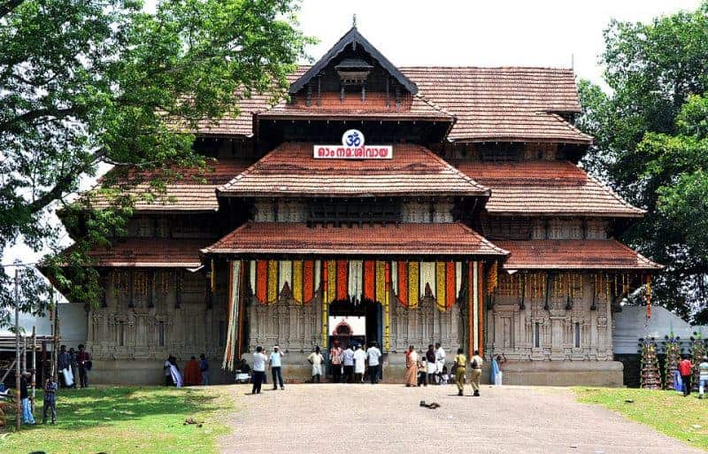 Vadakkunnathan Temple - A Legacy in Heritage, Culture & History! 1
