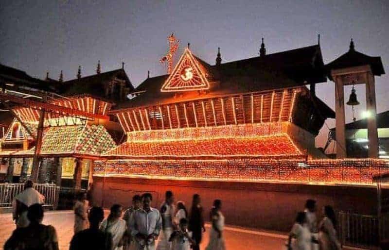 Guruvayur Sri Krishna Temple, Kerala