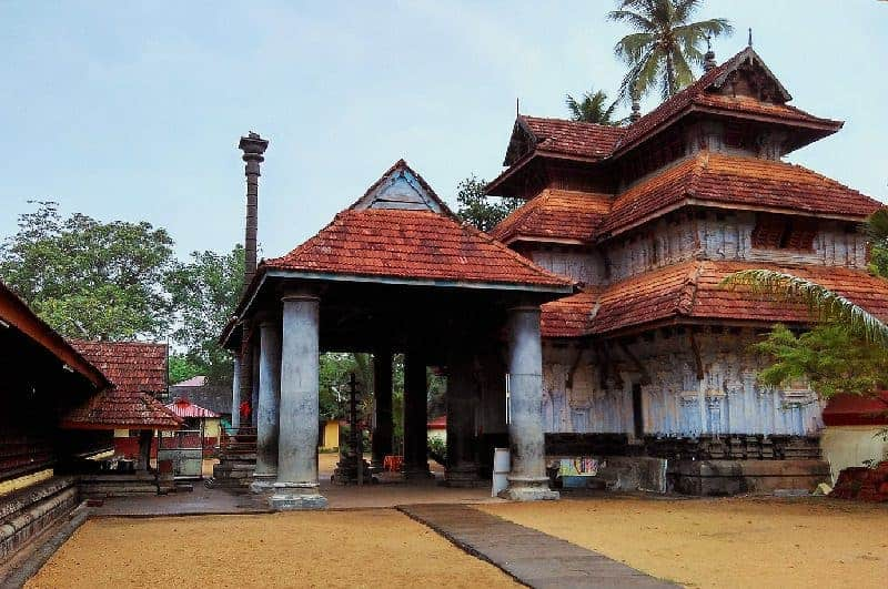 Thiruvanchikulam Temple - The only Thevaram Paadal Petra Shiva Sthalam in Kerala 1