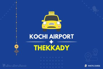 Kochi-Airport-to-Thekkady-Taxi-featured
