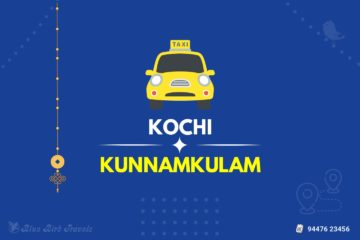 Kochi to Kunnamkulam Taxi( Fetured Image)
