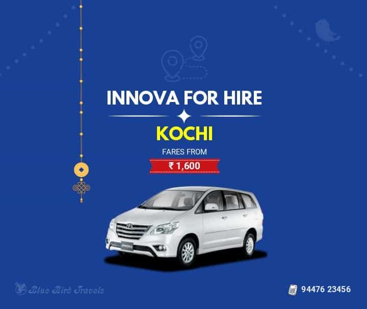 Product image for Innova Car Local Use