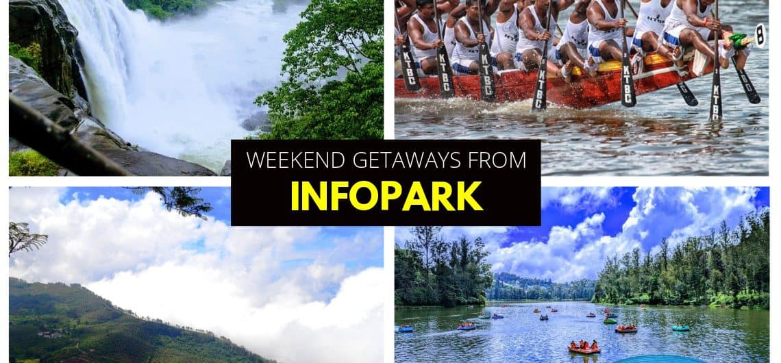 Weekend Getaways from infopark featured image