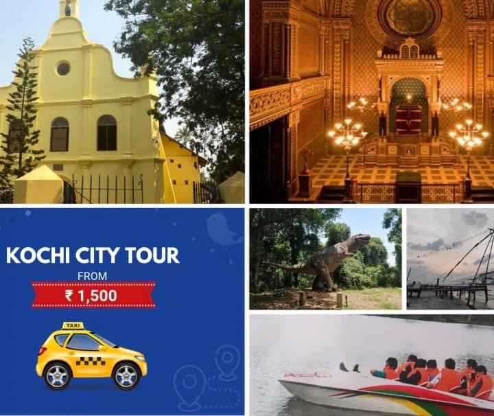 Kochi Sightseeing tour