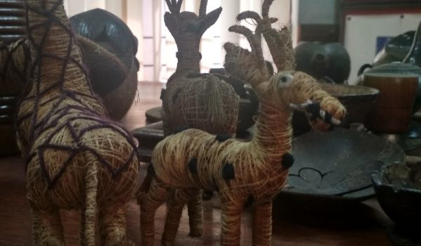 Artifacts at Coconut Museum