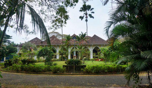 Landscape view of Indo-Portuguese Museum