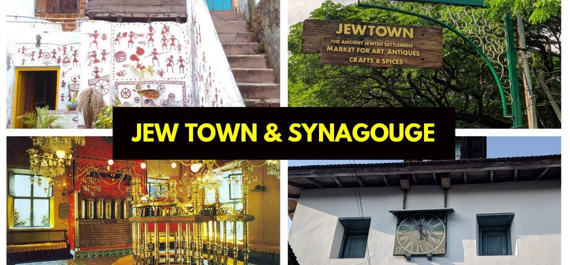 Featured image of Jew town & Synagouge