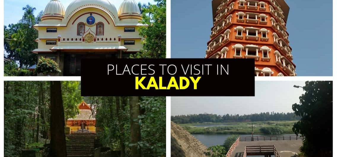 Featured image of Places to visit in Kalady