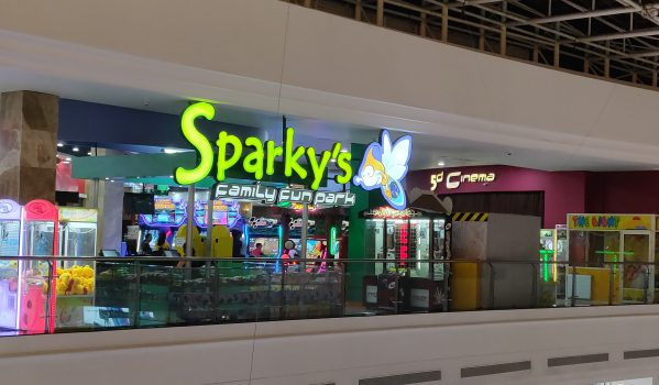Sparky's at Lulu Mall