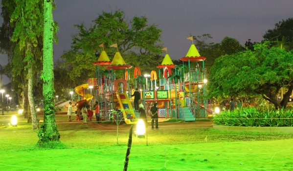 Kids Castle at Subhash Chandra Bose Park