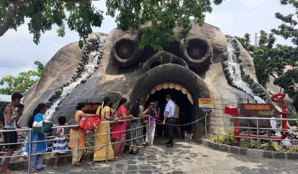Balarama Cave at Wonderla Kochi