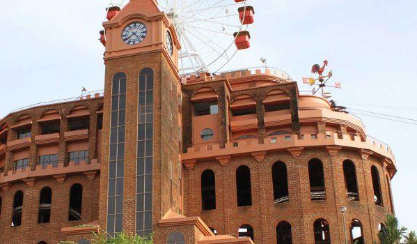 Sky Wheel at Wonderla Kochi