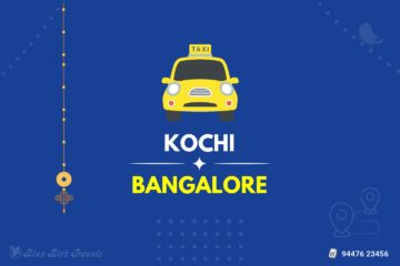 kochi to bangalore featured image