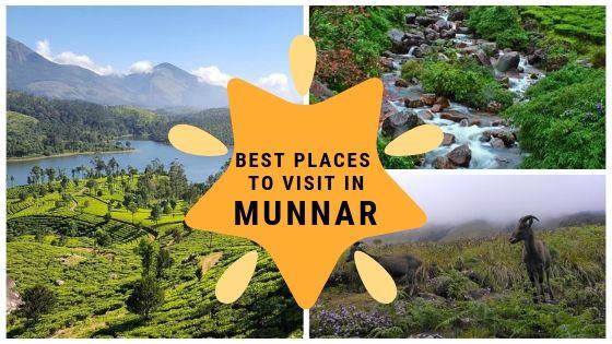 Munnar Top Station