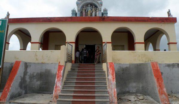 Entrance at Kothandaramar Temple