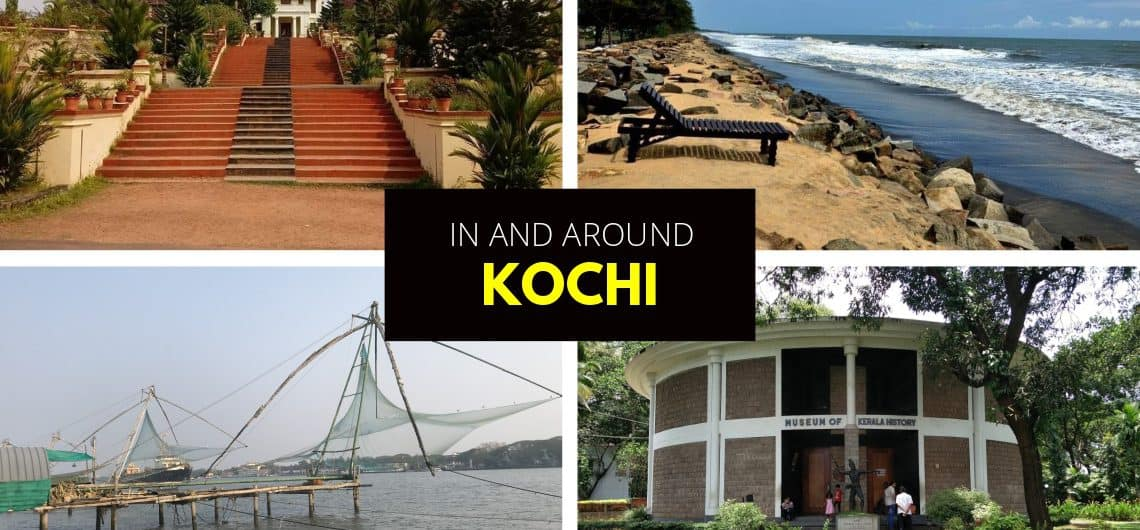 Featured image of In and around Kochi