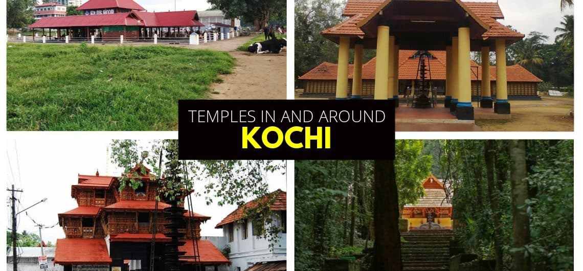 Temples in and around kochi featured image